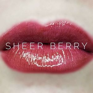 Sheer Berry LipSense